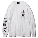TRUE L/S T-shirts(White)<img class='new_mark_img2' src='https://img.shop-pro.jp/img/new/icons53.gif' style='border:none;display:inline;margin:0px;padding:0px;width:auto;' />