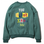 Pocket Crewneck(Green)<img class='new_mark_img2' src='https://img.shop-pro.jp/img/new/icons53.gif' style='border:none;display:inline;margin:0px;padding:0px;width:auto;' />