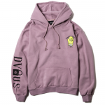 STAND AGAINST  Pullover Hooded(Lavender)