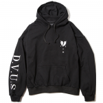 Heartaches Pullover Hooded(Black)