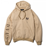 Heartaches Pullover Hooded(Sand)