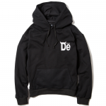 De Pullover Hooded(Black)<img class='new_mark_img2' src='https://img.shop-pro.jp/img/new/icons53.gif' style='border:none;display:inline;margin:0px;padding:0px;width:auto;' />
