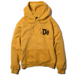 De Pullover Hooded(Mustard)<img class='new_mark_img2' src='https://img.shop-pro.jp/img/new/icons53.gif' style='border:none;display:inline;margin:0px;padding:0px;width:auto;' />