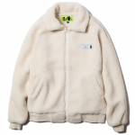 BOA JKT(White)<img class='new_mark_img2' src='https://img.shop-pro.jp/img/new/icons53.gif' style='border:none;display:inline;margin:0px;padding:0px;width:auto;' />