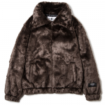 Fur JKT(Brown)<img class='new_mark_img2' src='https://img.shop-pro.jp/img/new/icons53.gif' style='border:none;display:inline;margin:0px;padding:0px;width:auto;' />