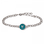 Coin Bracelet(Green)<img class='new_mark_img2' src='https://img.shop-pro.jp/img/new/icons1.gif' style='border:none;display:inline;margin:0px;padding:0px;width:auto;' />