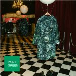 DEVIL'S LONG COAT Limited Version (PAINT GREEN)