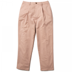 Tuck Wide pants(Plum)