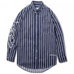 Stripe Shirts(Navy)