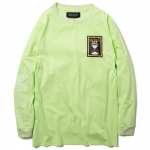 Good Life L/S T-shirts(Melon)<img class='new_mark_img2' src='https://img.shop-pro.jp/img/new/icons1.gif' style='border:none;display:inline;margin:0px;padding:0px;width:auto;' />