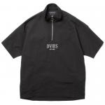 Half Zip S/S Shirts(Black)