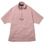 Half Zip S/S Shirts(Plum)