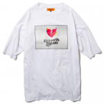 Expansion Big T-shirts (White)<img class='new_mark_img2' src='https://img.shop-pro.jp/img/new/icons53.gif' style='border:none;display:inline;margin:0px;padding:0px;width:auto;' />
