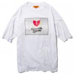 Expansion Big T-shirts (White)