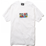 Logo All Color T-shirts(White)