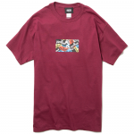 Logo All Color T-shirts(Maroon)