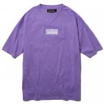 Box Logo Big T-shirts(Lavender)
