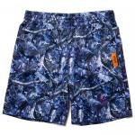 Camo Hybrid Shorts(Purple)