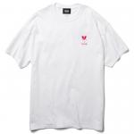 Heartache T-shirts(White)
