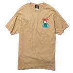 EAT TIME T-shirts(Tan)