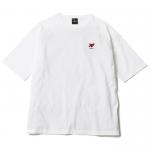 Heart Arrow Big T-shirts(White)