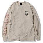 Crew L/S T-shirts(Sand)