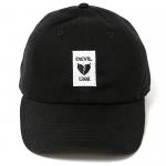 Heartaches Cap(Black)