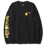 Bomb L/S  T-shirts (Black)<img class='new_mark_img2' src='https://img.shop-pro.jp/img/new/icons53.gif' style='border:none;display:inline;margin:0px;padding:0px;width:auto;' />