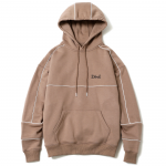 Piping Pullover Hooded (Sand)