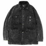 Corduroy Work JKT (Black)