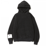 Boa Pullover Hooded (Black)
