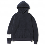Boa Pullover Hooded (Navy)