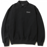 Polo Crew Neck (Black)