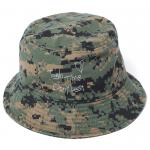 Scribble Bucket Hat(Camo)