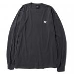 Heartaches L/S T-shirts (Black)
