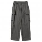 Nylon Cargo Pants (Olive)