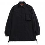 D-21 Nylon Shirts (Black)