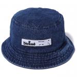 Patch Bucket Hat(Denim)