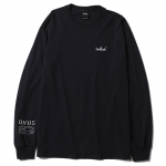 Small Logo L/S T-shirts (Black)