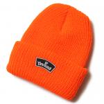 Round Logo Beanie(Orange)<img class='new_mark_img2' src='https://img.shop-pro.jp/img/new/icons53.gif' style='border:none;display:inline;margin:0px;padding:0px;width:auto;' />