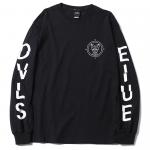 Symbol L/S T-shirts(Black)