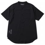 Stand Color Shirts(Black)