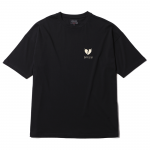 Heartaches Big T-shirts(Black)<img class='new_mark_img2' src='https://img.shop-pro.jp/img/new/icons53.gif' style='border:none;display:inline;margin:0px;padding:0px;width:auto;' />