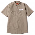 Patch Work Shirts(Sand)