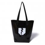 Clear Tote Bag(Clear Black)