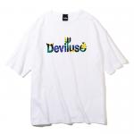 Logo Plants Big T-shirts(White)