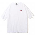 Heartaches Big T-shirts(White)