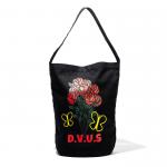 Bloom Bucket Bag(Black)