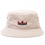 Burning Logo Bucket Hat(Putty)