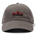 Burning Logo Cap(Dark Olive)